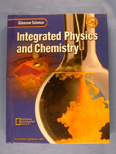 9780078231414: Glencoe Science Integrated Physics and Chemistry