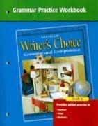 9780078233524: Writer's Choice Grammar Practice Workbook Grade 6