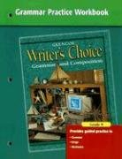 9780078233555: Writer's Choice Grammar Practice Workbook Grade 9