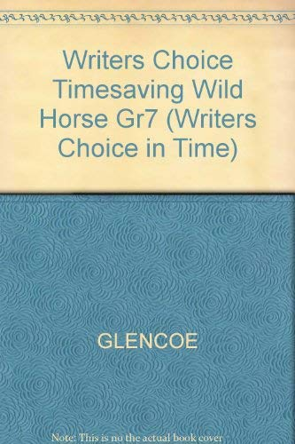 9780078233975: In Time: Serena Williams : Tennis Is Her Racket : Grade 7 (Writers Choice in Time)