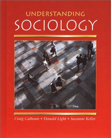 9780078236846: Understanding Sociology, Student Edition ) 2001 (NTC: Sociology & You)