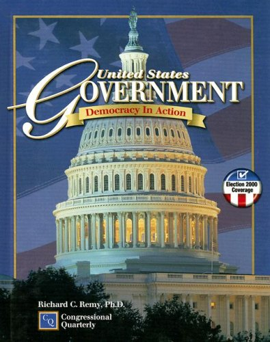 9780078239076: Us Government Democracy in Action