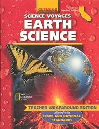 9780078239885: Science Voyages Earth Science: California Standards Edition Grade 6