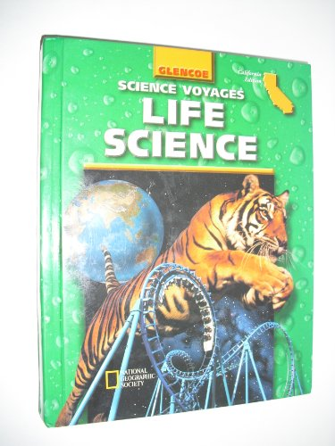 9780078239892: Science Voyages Level Green California Student Edition Volume 1 2001