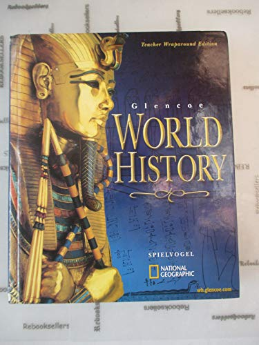 9780078239946: Glencoe World History, Teacher Wraparound Edition