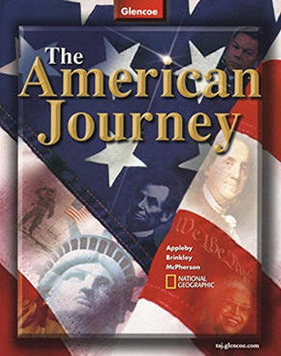 9780078241291: The American Journey, Student Edition @2003