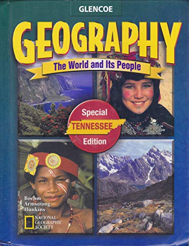 9780078241314: Geography: The Worlds and Its