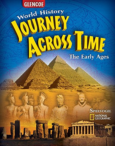 9780078241338: Journey Across Time: Early Ages