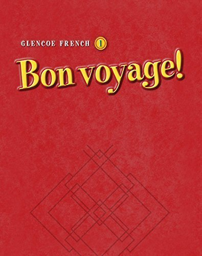 9780078242694: Bon voyage! Level 1, Writing Activities Workbook (French Edition)