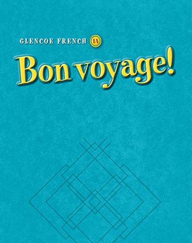 Bon voyage! Level 1A, Writing Activities Workbook (Glencoe French) (French Edition): Education, ...