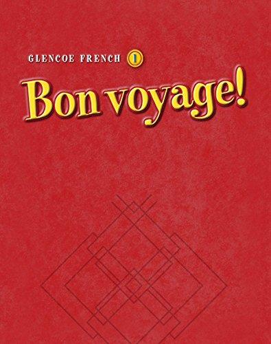 9780078242755: Bon voyage! Level 1, Audio Activities Booklet (GLENCOE FRENCH)