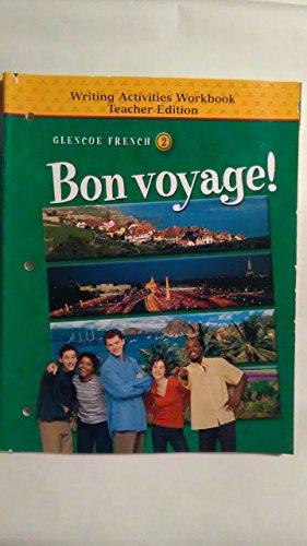9780078243455: Bon Voyage! Level 2: Writing Activities Workbook
