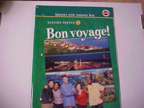 9780078243660: Bon Voyage! Level 2: Quizzes with Answer Key