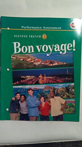 9780078243684: Bon Voyage! Level 2: Performance Assessment