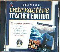 9780078245589: Interactive Teacher Edition CD-ROM (Glencoe Chemistry Matter and Change)