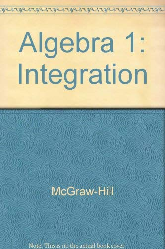 9780078247804: Algebra 1: Applications Connections Volume 2