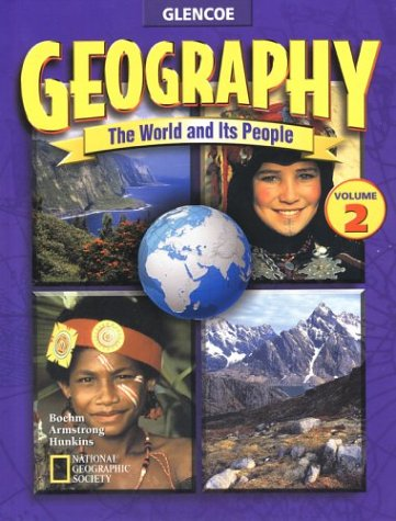 9780078249419: Geography: The World and Its People, Volume 2, Student Edition