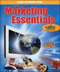 9780078249518: Marketing Essentials, Teacher Wraparound Edition, 3rd Edition