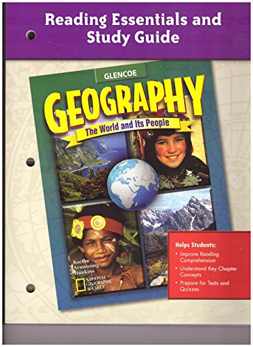 Geography: The World and Its People, Reading: McGraw-Hill