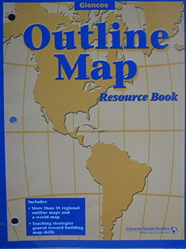 9780078249969: Outline Map Res Bk 2002