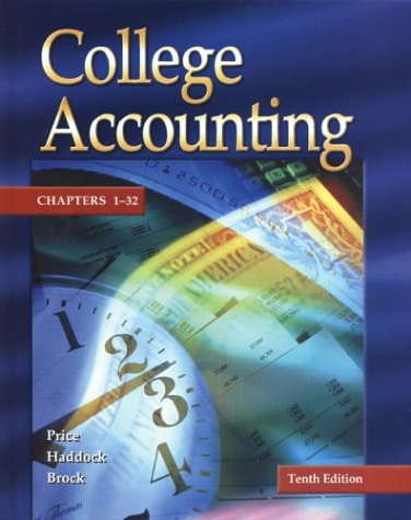 9780078250347: College Accounting Student Edition Chapters 1-32