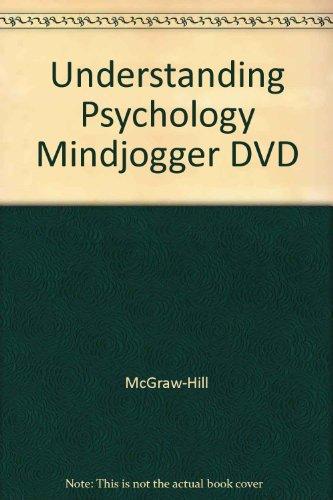 9780078250675: Understanding Psychology Mindjogger DVD