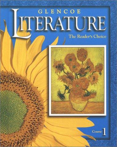 Glencoe Literature Reader's Choice Course 1 6th Grade