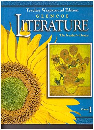 9780078251368: Glencoe Literature: The Reader's Choice, Course 1, Teacher's Edition