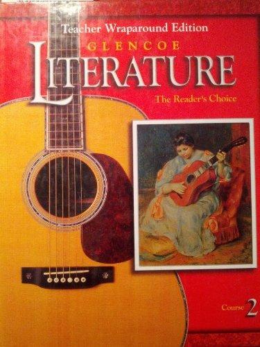Glencoe Literature Reader's Choice Course 2 7th Grade Teacher Edition: Chin
