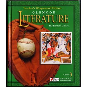 9780078251382: Glencoe Literature, Teacher Wraparound Edition, Course 3