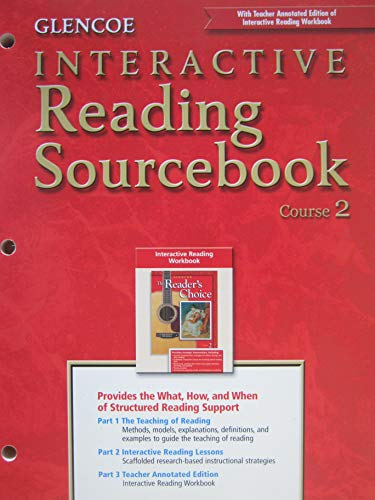 9780078251917: Interactive Reading Sourcebook, Course 2