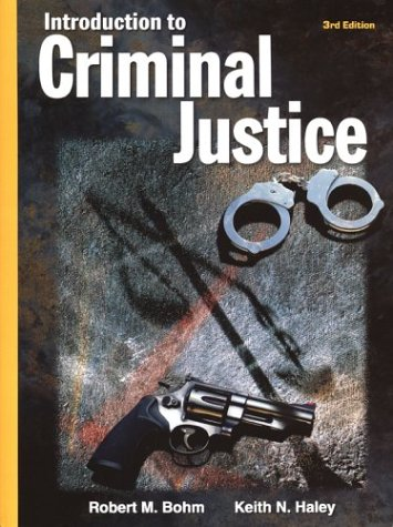 9780078253683: Introduction to Criminal Justice (Softcover)