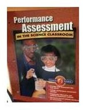 9780078254536: Performance Assessment in the Science Classroom (Glencoe Science Series)