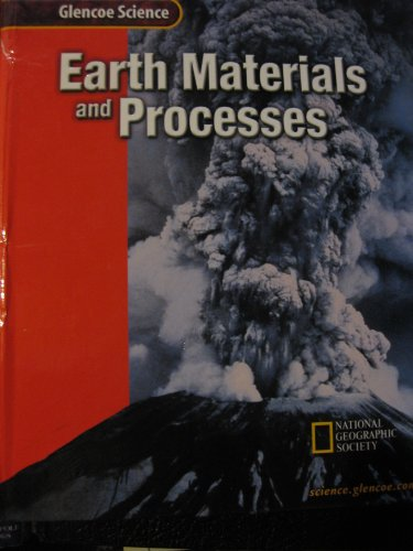 9780078255328: Glencoe Science : Earth Materials and Processes, Teacher
