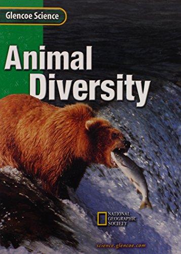 Animal Diversity: Course C (Glencoe Science): Sra