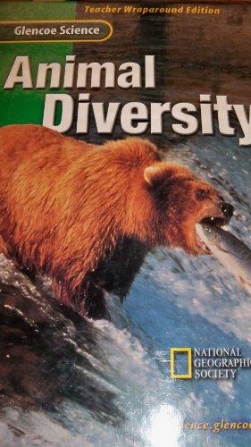 9780078255687: Animal Diversity - Teacher Wraparound Edition