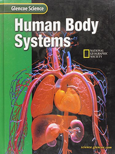 9780078255748: Human Body Systems: Course D (Glencoe Science)