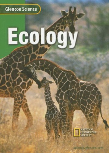 9780078255885: Ecology (Glencoe Science)