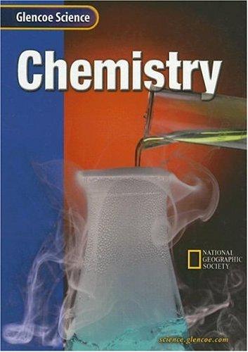 9780078255960: Chemistry (Glencoe Science)