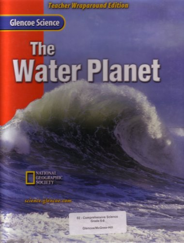 9780078256417: Glencoe, Water Planet (H) Teacher Edition, 2002 ISBN: 0078256410
