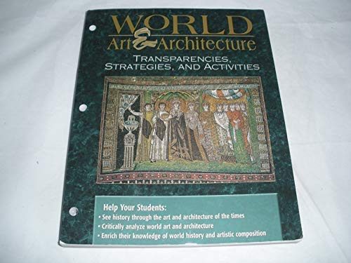 9780078257858: WORLD ART & ARCHITECTURE TRANSPARENCIES
