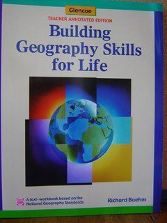 9780078258008: World Geography Building Geography Skills for Life Teacher Annotated Edition (Glencoe social studies)