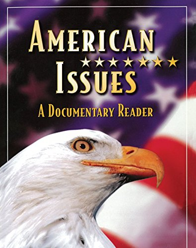 9780078258145: Social Studies, American Issues: A Documentary Reader, Student Edition (AMERICAN ODYSSEY)