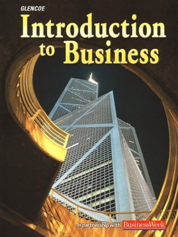 Introduction To Business: Student Edition: Education, McGraw-Hill