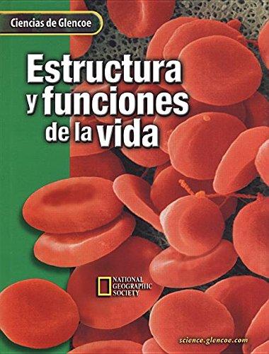 9780078259135: Estructura y funciones de la vida