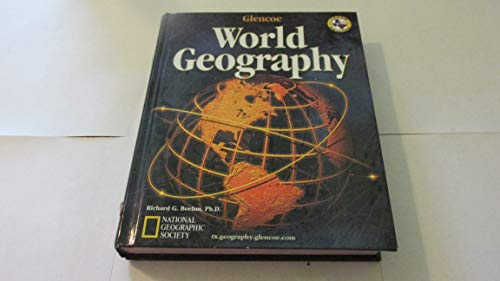 9780078259869: Glencoe World Geography Texas Edition