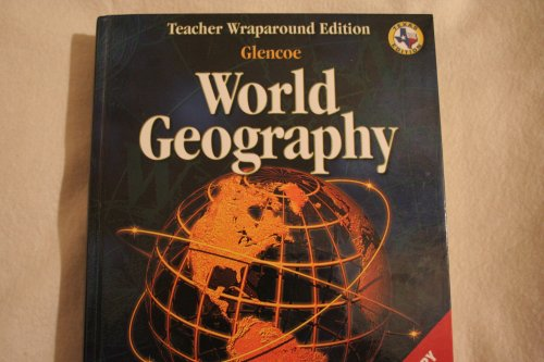 9780078259876: Glencoe World Geography, Texas Edition