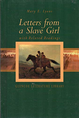 9780078260124: Letters from a Slave Girl