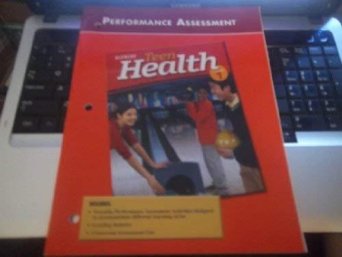 9780078261305: Teen Health Course 1, Assessment, Performance Assessment