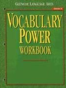 9780078262289: Glencoe Language Arts Vocabulary Power Workbook Grade 8